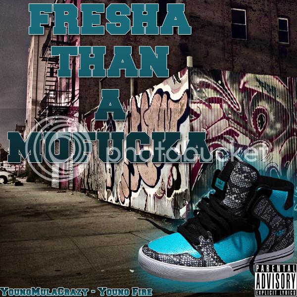 Fresha Then A MuFucka! SkimDudee420 + YoungMulaCrazy Ftamf