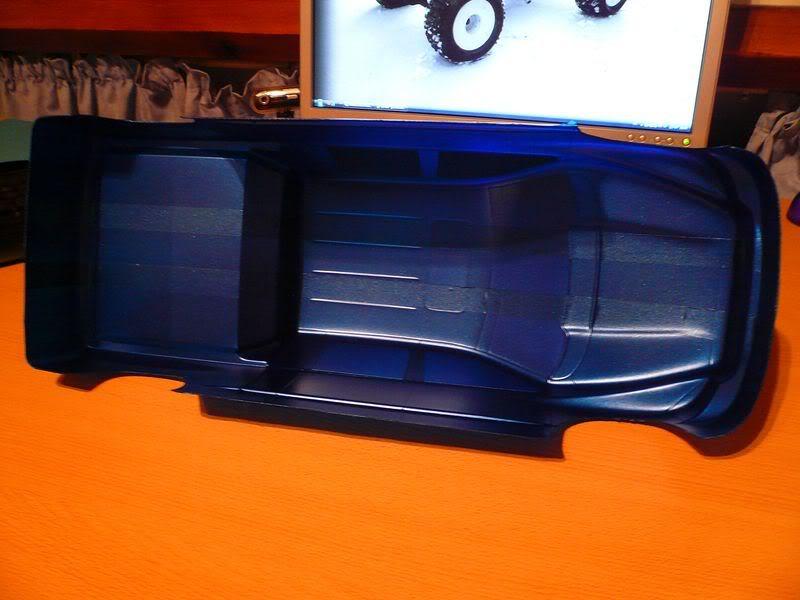 Comment peindre une carrosserie lexan simplement ? P1050783800x600