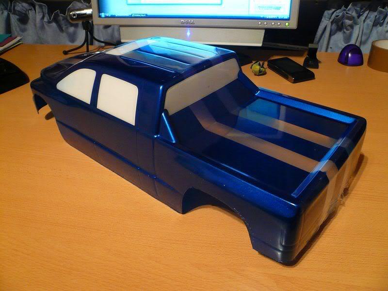 Comment peindre une carrosserie lexan simplement ? P1050788800x600