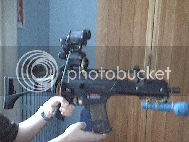 Le post FDG G36C20Scope20Flashlight