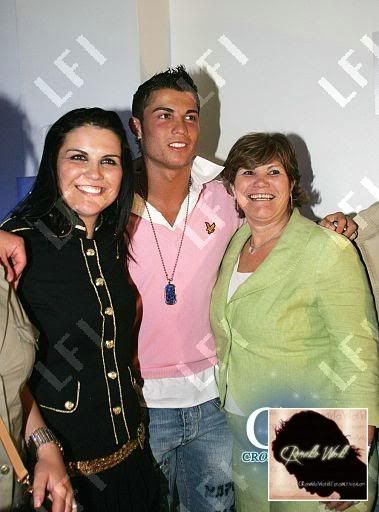 Cristiano the pink boy ! Crispink6
