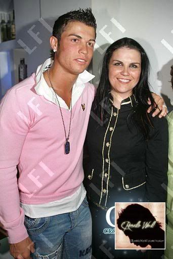 Cristiano the pink boy ! Crispink8