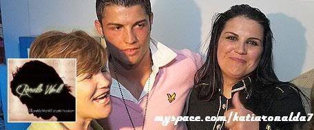 Cristiano the pink boy ! Katicris