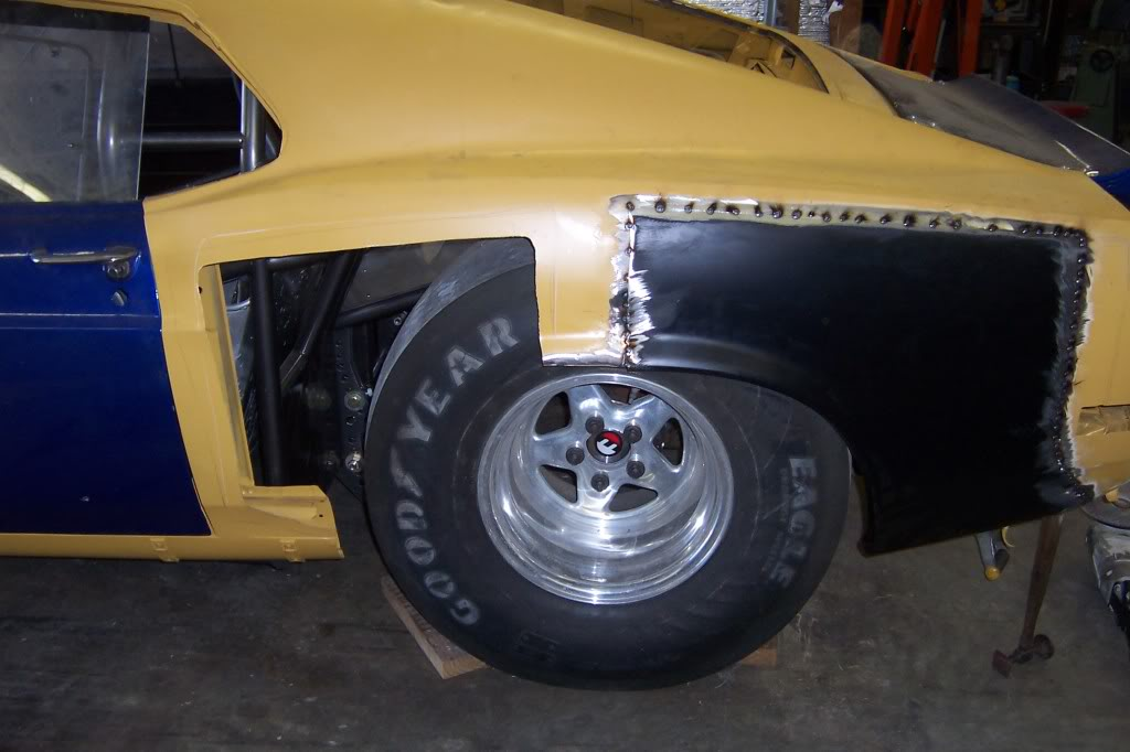 Chuck's 1970 Mustang: The Rebuild... - Page 11 Hotrodreunion137
