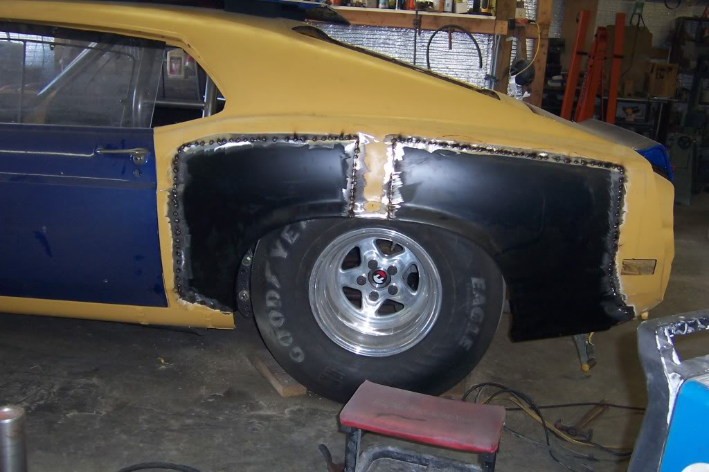 Chuck's 1970 Mustang: The Rebuild... - Page 11 Hotrodreunion138