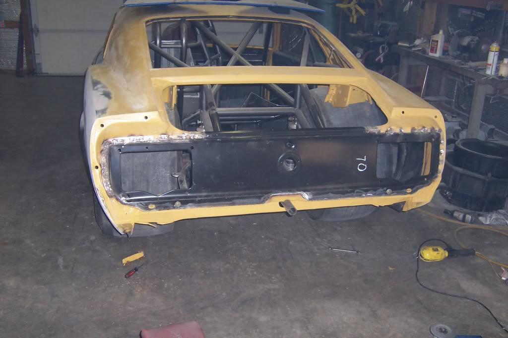 Chuck's 1970 Mustang: The Rebuild... - Page 12 Hotrodreunion164