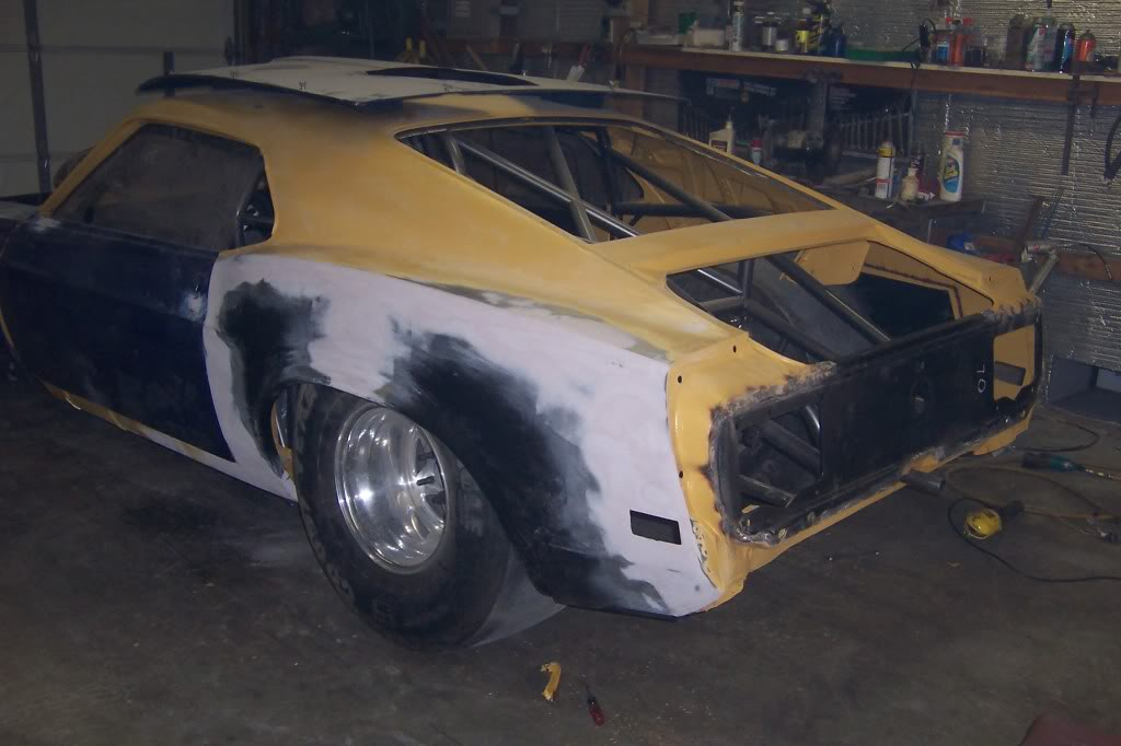 Chuck's 1970 Mustang: The Rebuild... - Page 12 Hotrodreunion165
