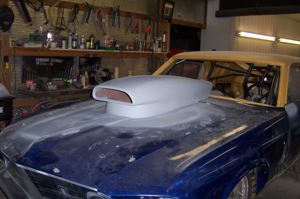 Chuck's 1970 Mustang: The Rebuild... - Page 12 Hotrodreunion181