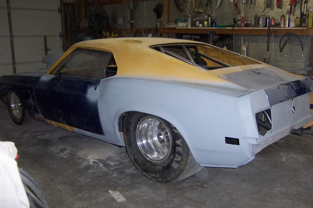 Chuck's 1970 Mustang: The Rebuild... - Page 12 Hotrodreunion182