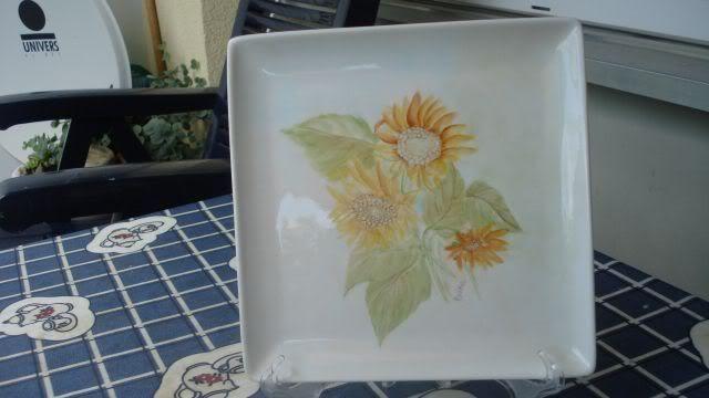 O meu 1° trabalhinho pintura em porcelana DSC01011