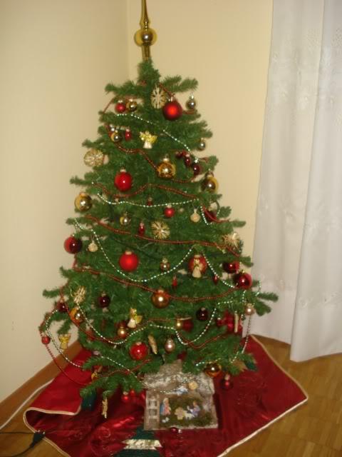 Votação da arvore de Natal Arvore