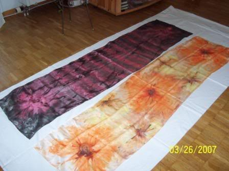 fraldinha pintada 26.4.2012 Lencos