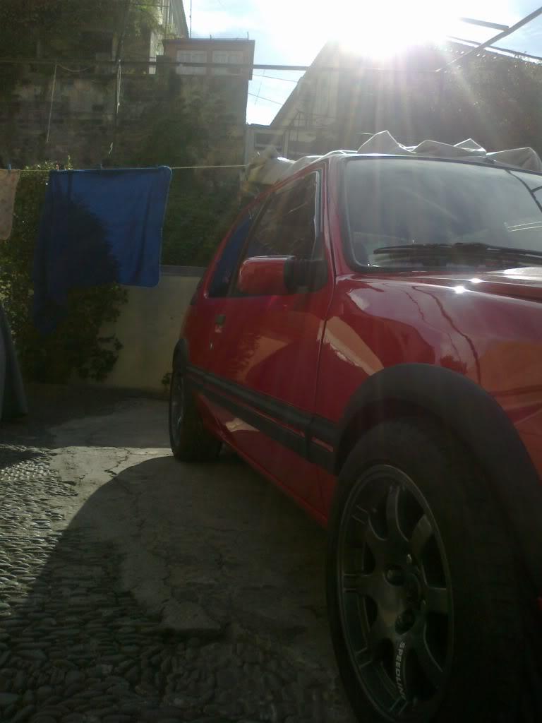 [RubenF] 205 GTI 1.6 Rouge Vallelunga 1990 01112011273