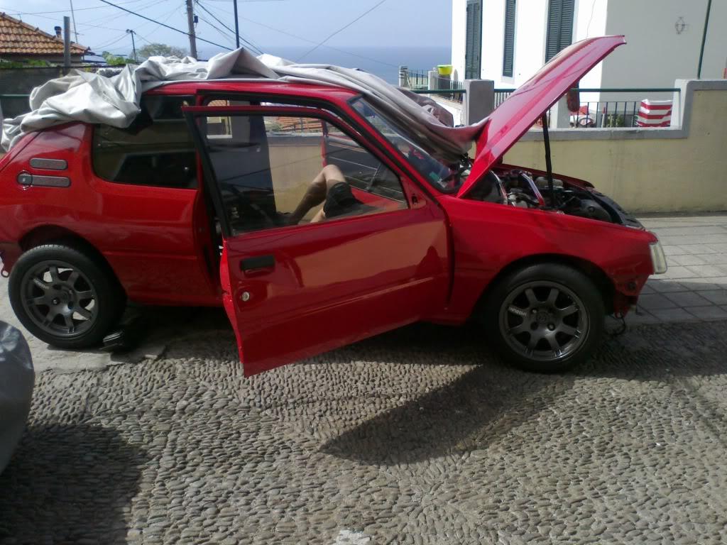 [RubenF] 205 GTI 1.6 Rouge Vallelunga 1990 09092011207