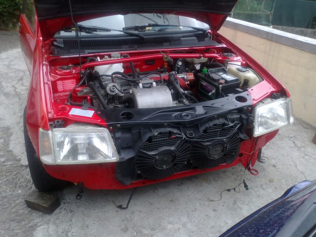 [RubenF] 205 GTI 1.6 Rouge Vallelunga 1990 20-1