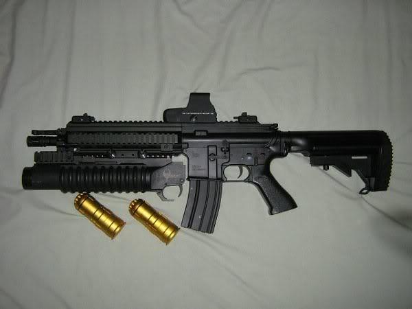 PMI - 'Chester' M416