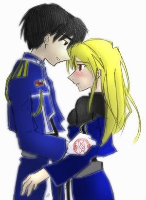 Roy et riza : fanart d'amoureux ! It__s_alright_to_be_vulnerable_by_S