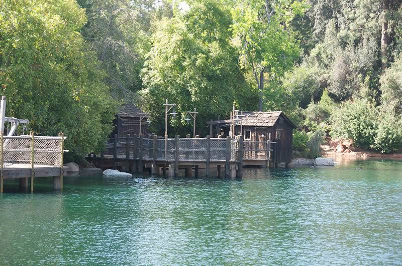 [Disneyland Park] Rivers of America en travaux 109-3