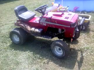 The Tractor That Got You All Into This (First Tractor) 06302011-004