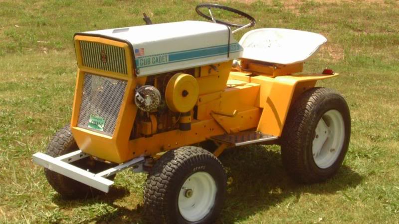 I'm back with a updated stable. Mytractors138