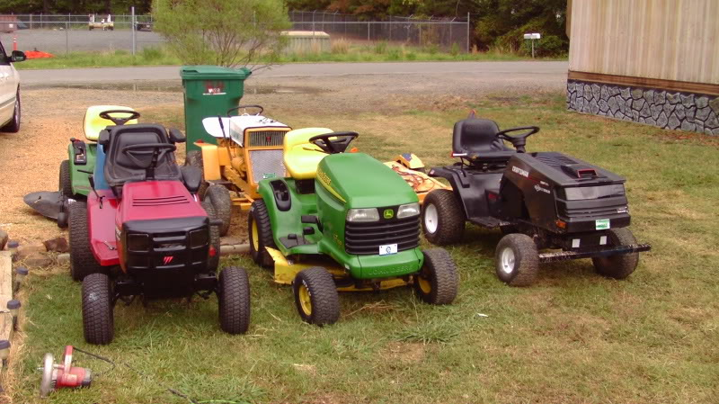 I'm back with a updated stable. Mytractors74
