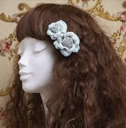 Hair Accessories Corsage5