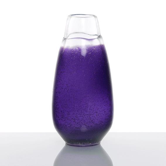 Mystery Vase w/ Bubbly Purple Half-Post Casing 1_zps7a10a3f6