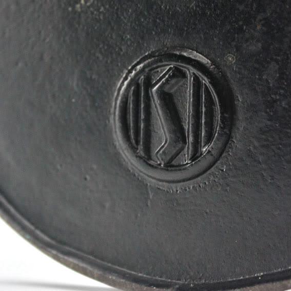 1930s/40s German Desk Lamp With 'S' Logo Lamp3