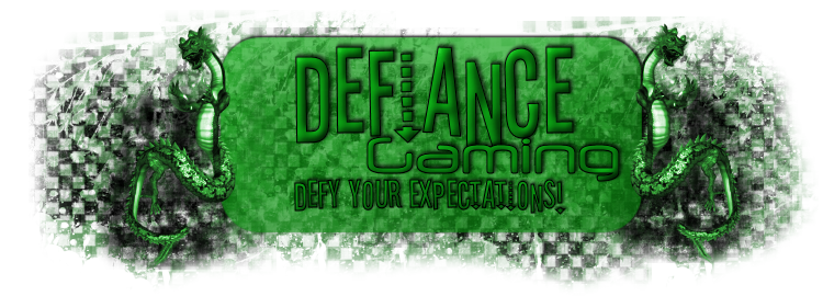 Free forum : Defiance Gaming Defiance