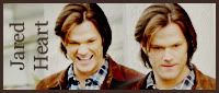 Jared Heart : Jared Padalecki Fans Club - Portail Bouton