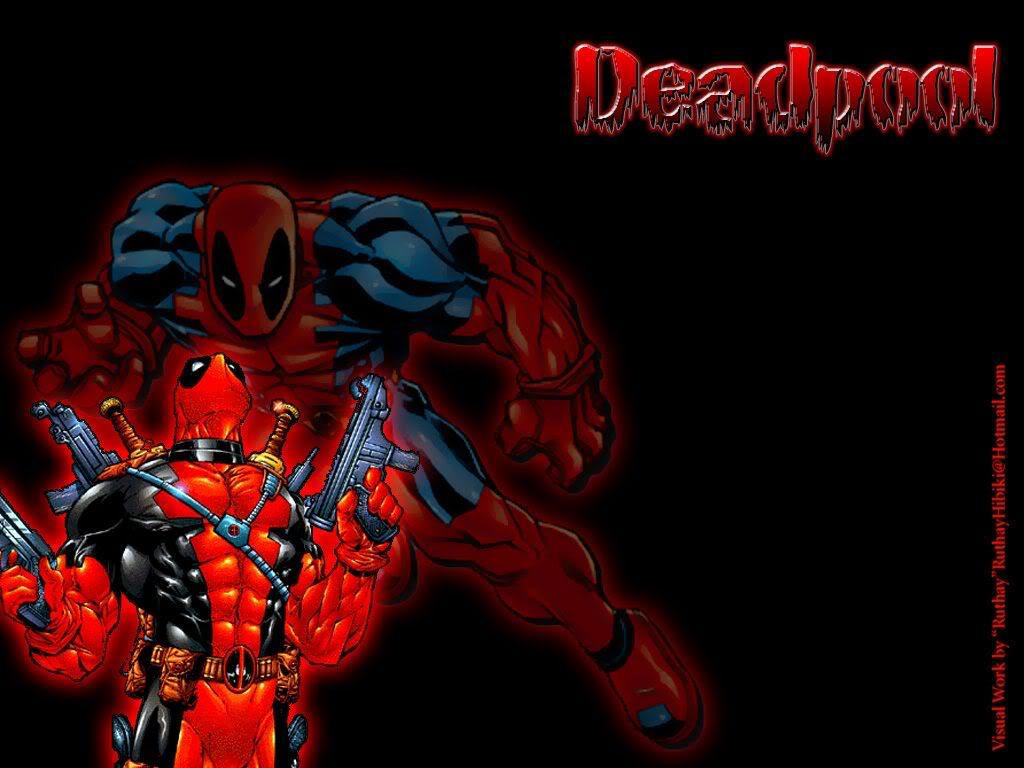 DEADPOOL Deadpool