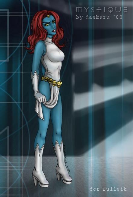 MYSTIQUE Mystique-blueversion
