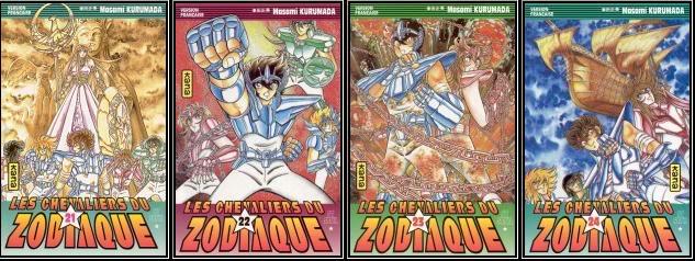 Le secret des armures des Les Chevaliers du Zodiaque SaintSeiya6