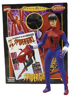 SPIDER-GIRL (MC2) Spidergirl