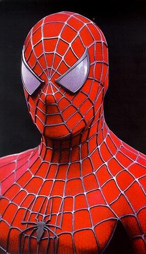PETER PARKER / SPIDERMAN Spiderman2001