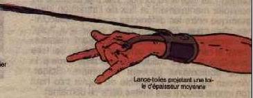 PETER PARKER / SPIDERMAN Lancetoile2