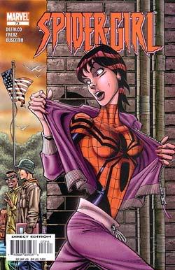 SPIDER-GIRL (MC2) Spidergirl73