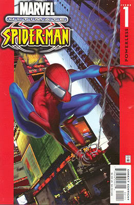 PETER PARKER / SPIDERMAN Ultimate