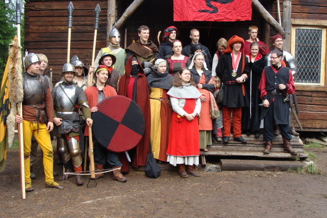 Klomsters first larp. Swedish style. DSC01328