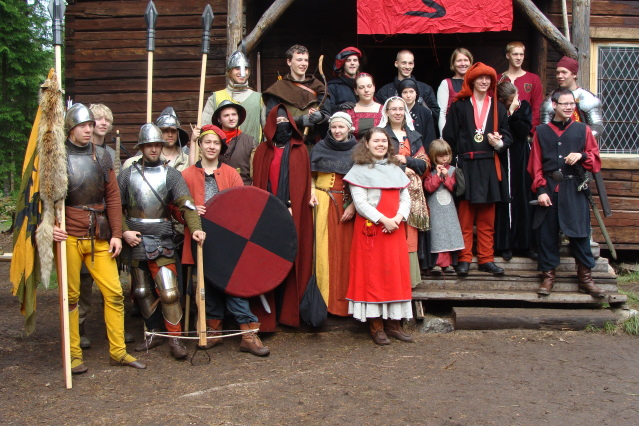 Klomsters first larp. Swedish style. DSC01329