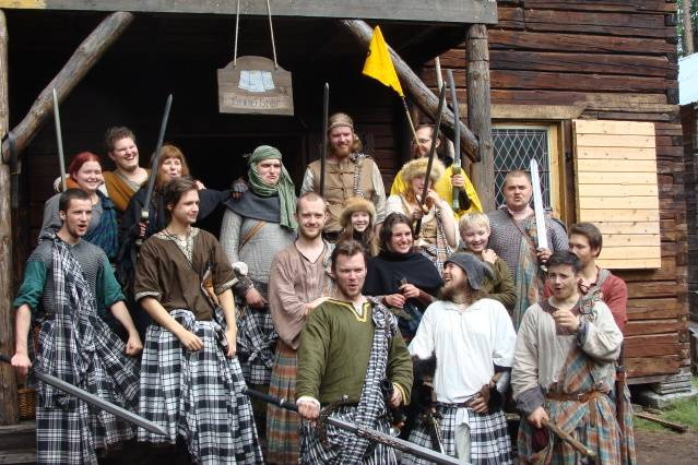 Klomsters first larp. Swedish style. DSC01335