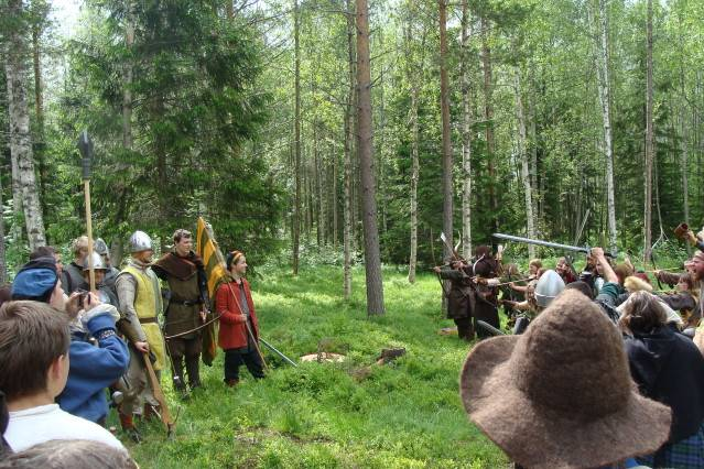 Klomsters first larp. Swedish style. DSC01340