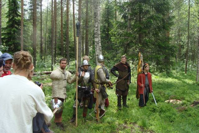 Klomsters first larp. Swedish style. DSC01342