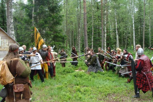 Klomsters first larp. Swedish style. DSC01343