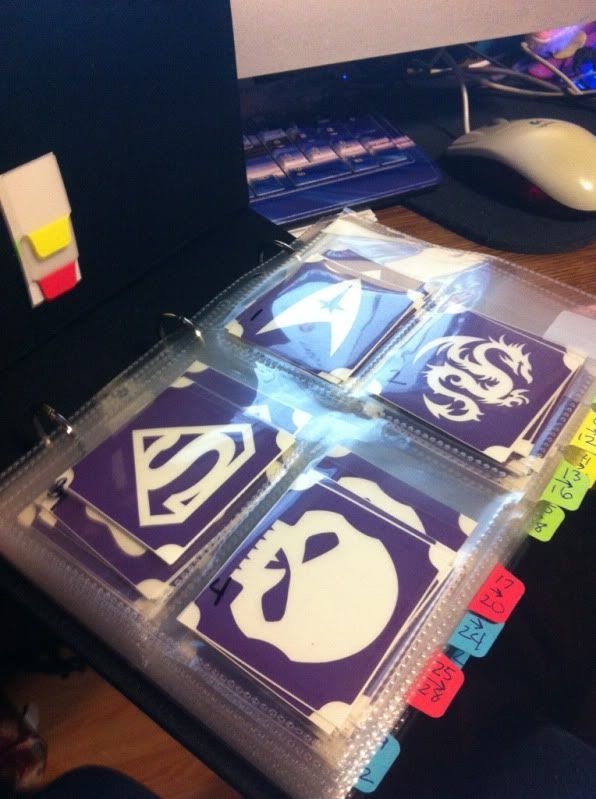 just got my first set of stencils!! 9e0c69e8
