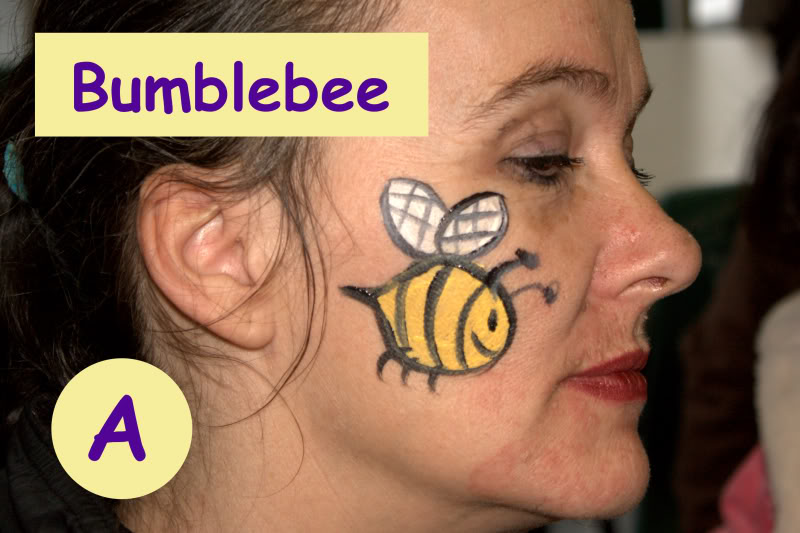 Super fast face paint designs page 1 solutioingenieria Image collections