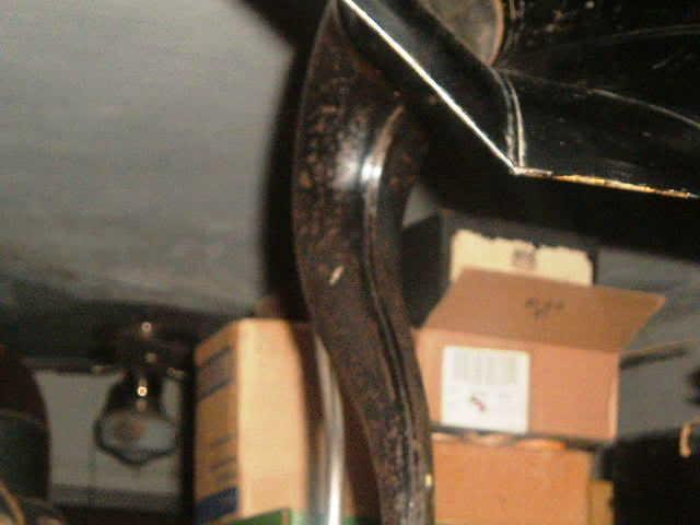 My refinnished Edison Home model B 2004_0101CygnethornEdisHomeB0006