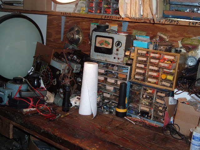 My workbench-It's finally happenning.... 2004_0101Diamondandworkbench0008