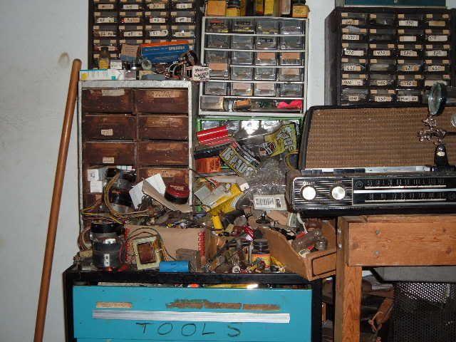 My workbench-It's finally happenning.... 2004_0101Diamondandworkbench0014
