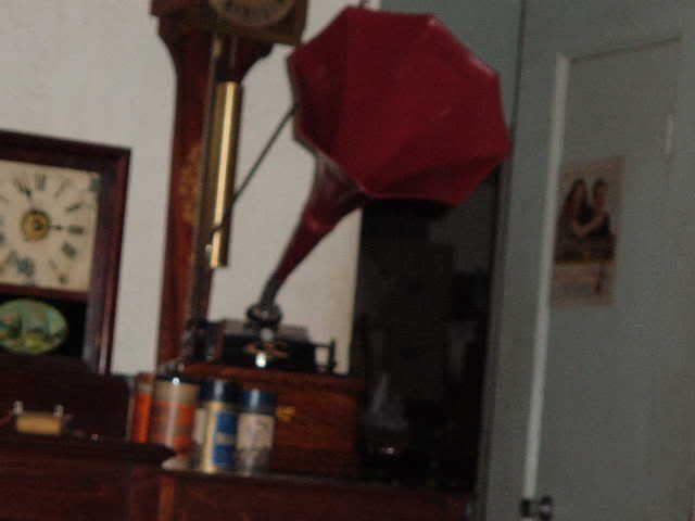 My Edison Fireside model A 2004_0101FiresideDiamondand0004
